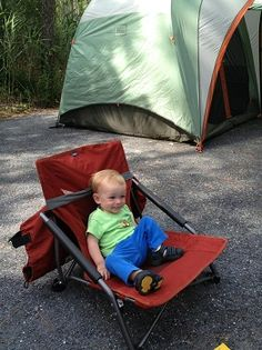 5 Tips for Camping with Kids {from @nrpa}