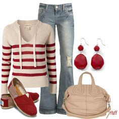 Fashionista trends knitted outfits | Cute Weekend Outfits 2012 | I'll have another | Fashionista Trends