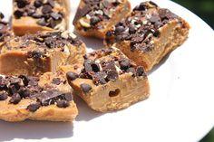 Good-For-You Peanut Butter Freezer Fudge - Money Saving Mom®
