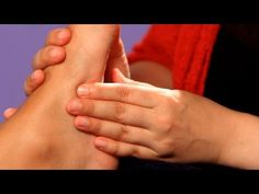 How to Relieve Back Pain using Foot Reflexology Techniques