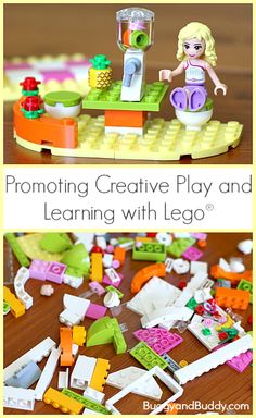 Promoting Creative Play and Learning with Lego