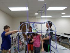 See what kids are doing at MCC Tech Camp this week. Built To Tilt: Engineering the Unusual (entering grades 5-9) Week of June 16-19