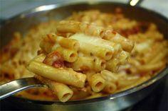 Skillet Ziti Recipe {Quick & Easy Meal}