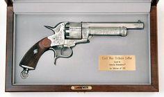 Civil War Tribute LeMat revolver