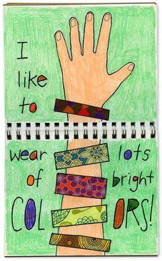 bracelets journal