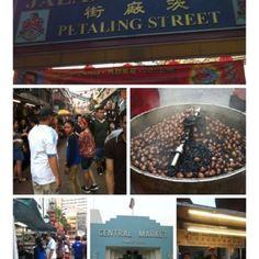 Outing. Chinatown, Kuala Lumpur aka Petaling Street.