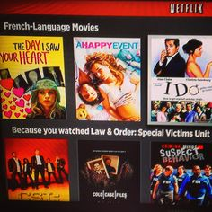 The Best French Films on Netflix