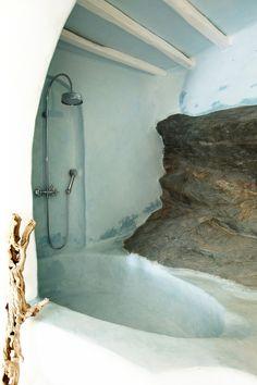 amazing bath: greece