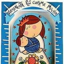 Virgencita fresa #3