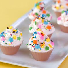 Cupcake jello shot