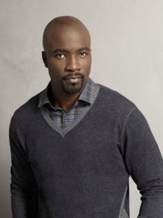 Mike Colter, he is not that traditional good looking guy but something about his hard attitude in the good wife with a suit on, oh my