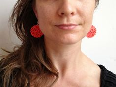 How-to: Perler bead earrings