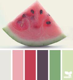watermelon hues