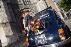 True Love on Fiat 500