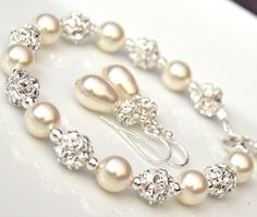 Wedding Jewelry Set.