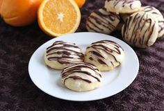 Orange Ricotta Cooki