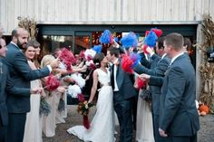 Two rivals unite at this Mississippi State and Ole Miss wedding>> http://my.gactv.com/great-american-weddings/multigallery.esi?soc=pinterest
