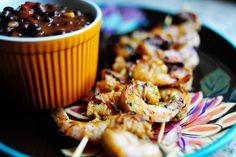 Chipotle Grilled Shrimp