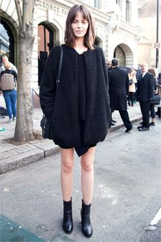 Fashion Week S S 2014 Street Style September 2013 On