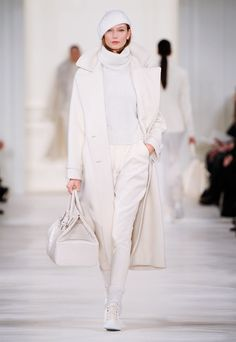 Redefined glamour from the Ralph Lauren Fall 2014 Collection