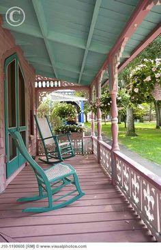 Oak Bluffs Campground on Martha's Vineyard