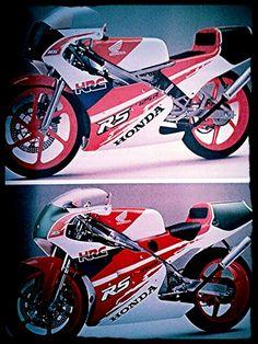 Honda rs125 rs 250