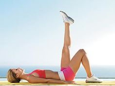 Audrina Patridge Workout: 4 Moves for a Sexy 6-Pack