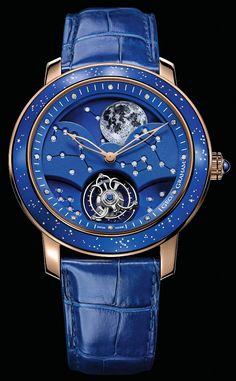 Graham Geo.Graham The Moon Watch