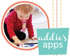 New feature: Addie's Apps. Come see the 3 new apps we're reviewing this week. www.secondstorywi...