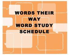 wayword studi, studi schedul