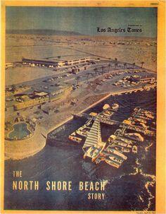 North Shore Beach Club 1962 Salton Sea
