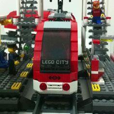 Better hurry... In Lego City