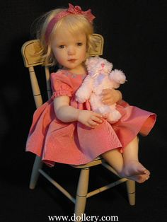 Jane Bradbury Collectible Dolls