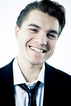 """Emile Hirsch - mad talented, adorable, and hung (see """"Into the Wild"""" and """"Taking Woodstock"""")."""