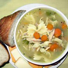 The Best Chicken Soup Ever Allrecipes.com