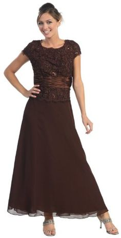 Mother of the Bride Formal Evening Dress #571 « Dress Adds Everyday