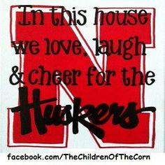 Love it! Go Big Red!