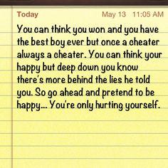 Truth truth truth