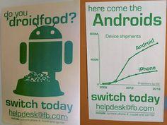 android, hightech, socialmedia