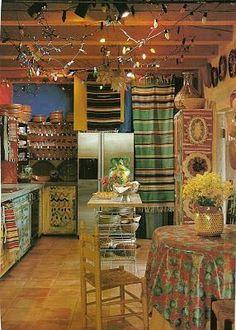 I love mexican decor!!!