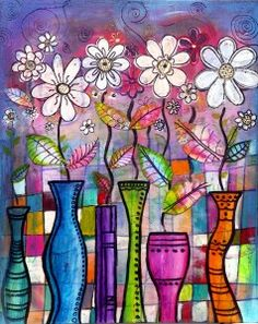 Life In Color | The colorful world of Robin Mead....Mixed Media Art, Handmade Journals and Crafts