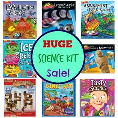 HUGE Science Kit & Game Sale – Up to 45% Off!