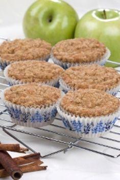 Apple Cider Muffins - Bigelow Tea