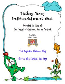 Teaching Predictions/Making Inferences Free eBook!