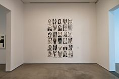 Amy Sillman Portraits from Orchard (an Ongoing Project)