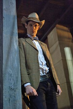 """Matt Smith as the Eleventh Doctor - """"A Town Called Mercy"""""""