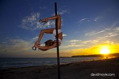 Beach Pole Fitness