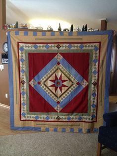 Dorie's quilt