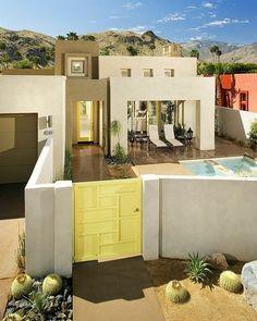 Palm Springs Modern.