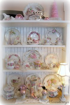 Pretty Dishes for Christmas